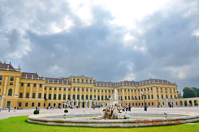 Schönnbrunn Palace ranks as one of the best places to see when visiting Vienna