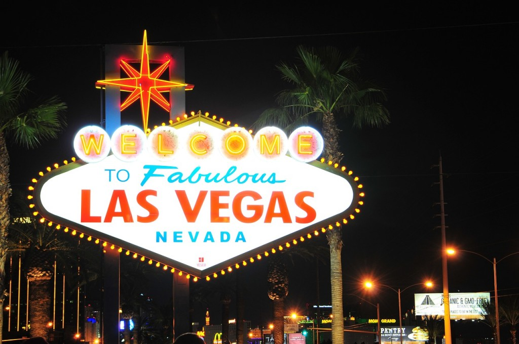 Gaming Meccas Las Vegas